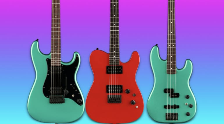 Fender Japan adds more Boxer '80s models to the lineup
