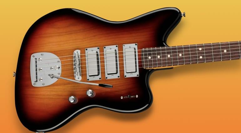 Fender Parallel Universe II Spark-O-Matic Jazzmaster