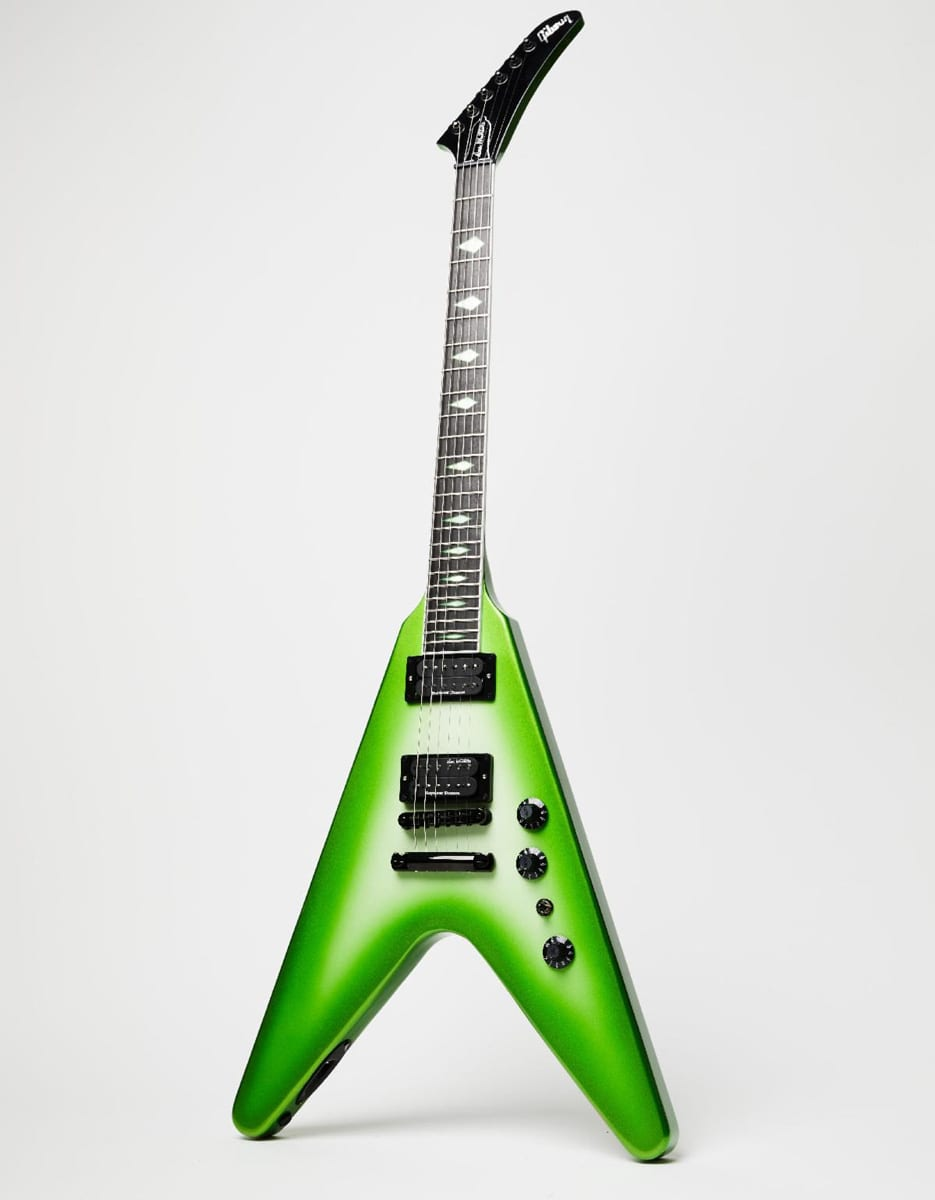 Gibson Dave Mustaine Flying V 30th Anniversary 'Rust in Peace' Edition