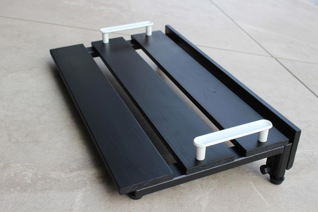Knagglig-Pedalboard