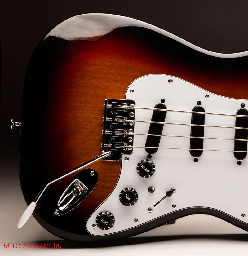 Oneonta Stanley Clarke Spellcaster with a trem!