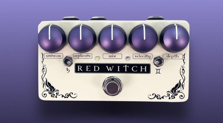Red Witch Binary Star