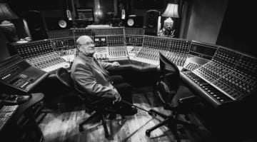 Electronics visionary and legend Rupert Neve