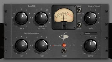TubeMU compressor plug-in