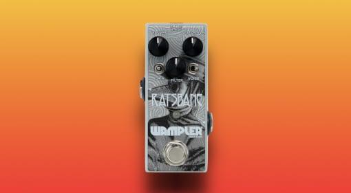 Wampler Ratsbane mini pedal