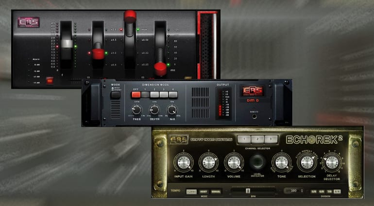 DDMF plug-ins