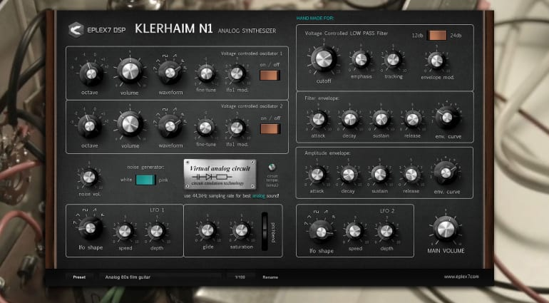 Eplex7 Klerhaim N1