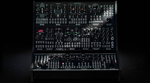 Erica Synths and Liquid Sky Dada Noise System II