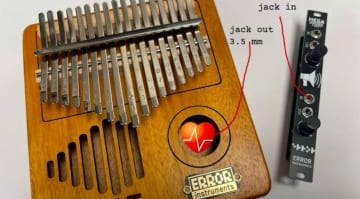 Error Instruments Kalimba
