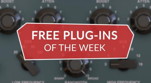 Free plug-ins 02-28-21