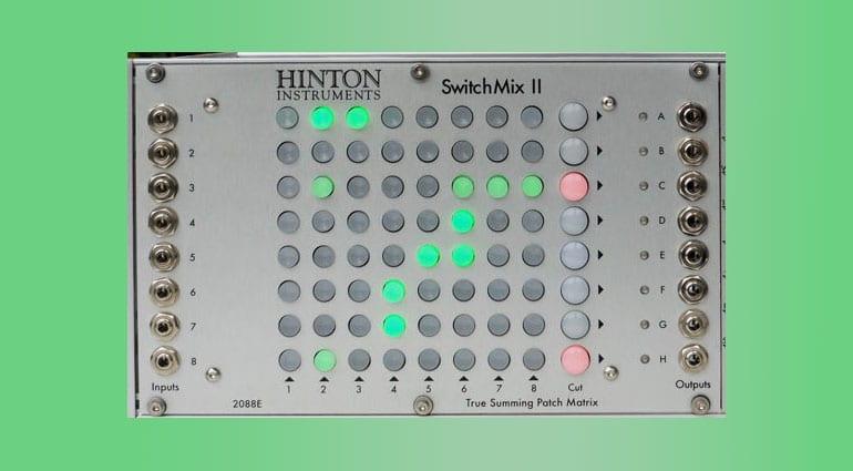Hinton Instruments SwitchMix II