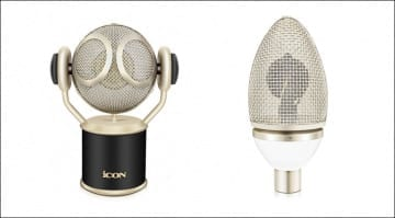 iCON Pro Audio Cocoon and Martian