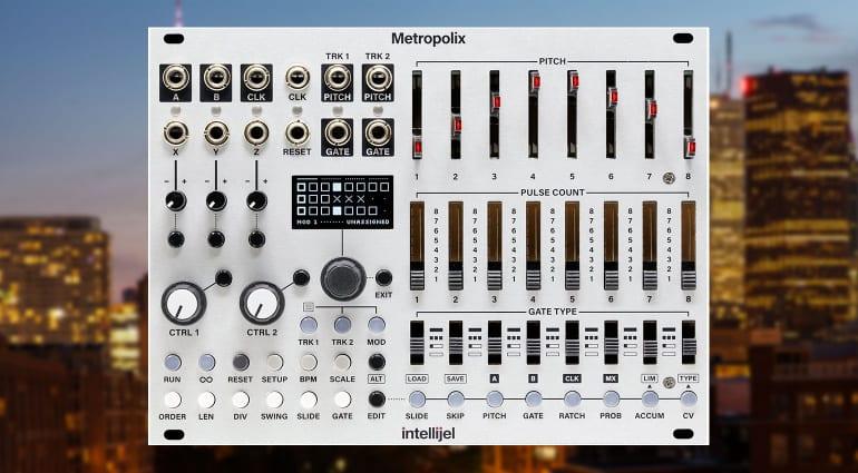 Intellijel Metropolix