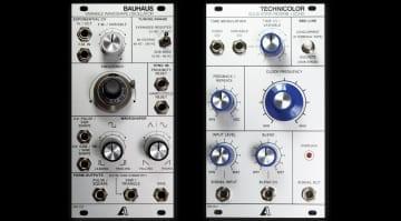 LA Circuits Bauhaus and Technicolor
