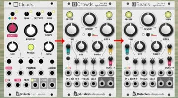 Mutable Instruments Beads development