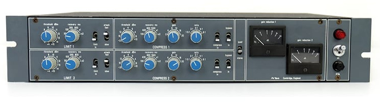 neve audio 33609 compressor