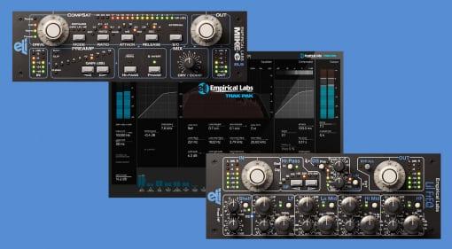 Softube Empirical Labs plug-ins