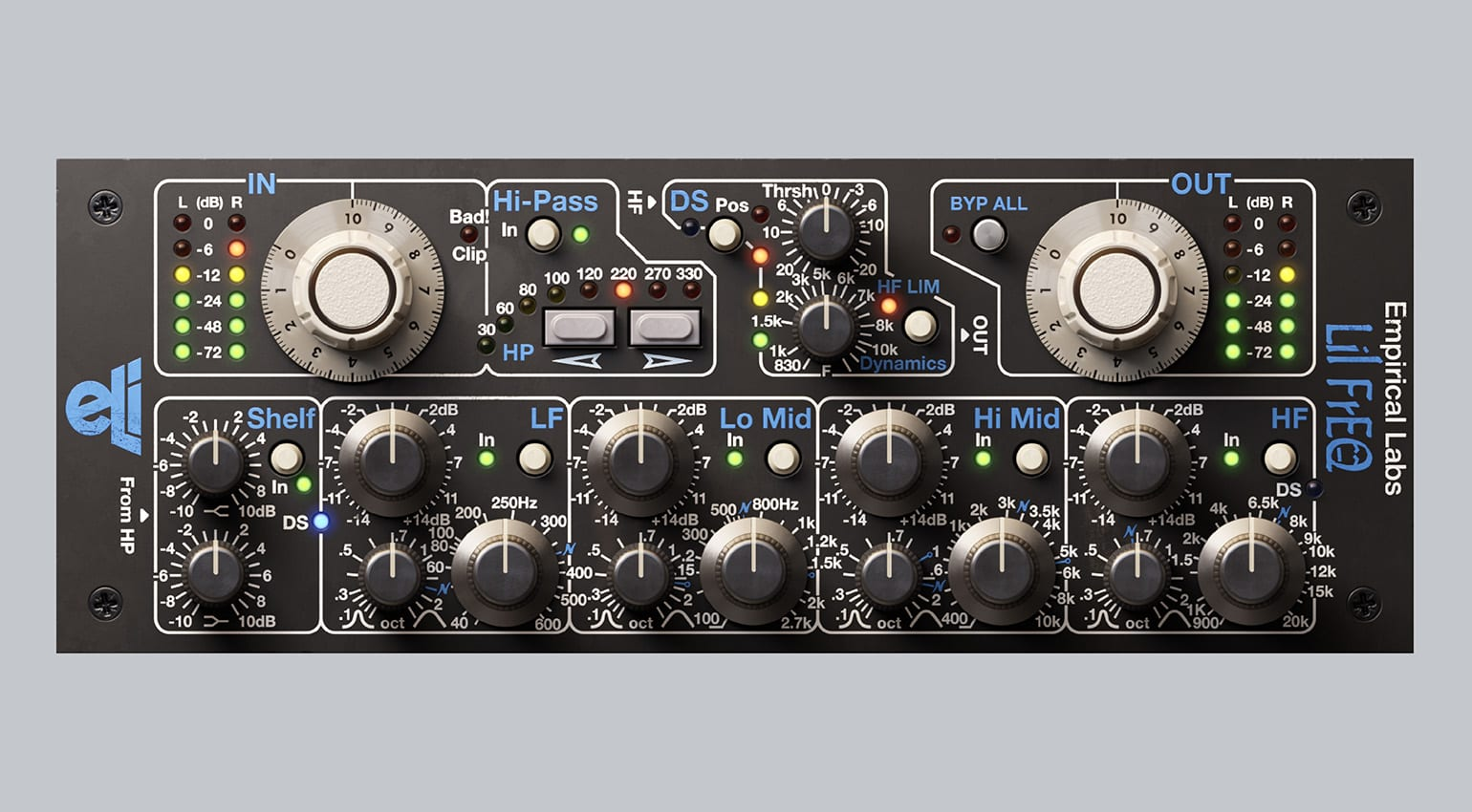 Softube Empirical Labs Lil FrEQ