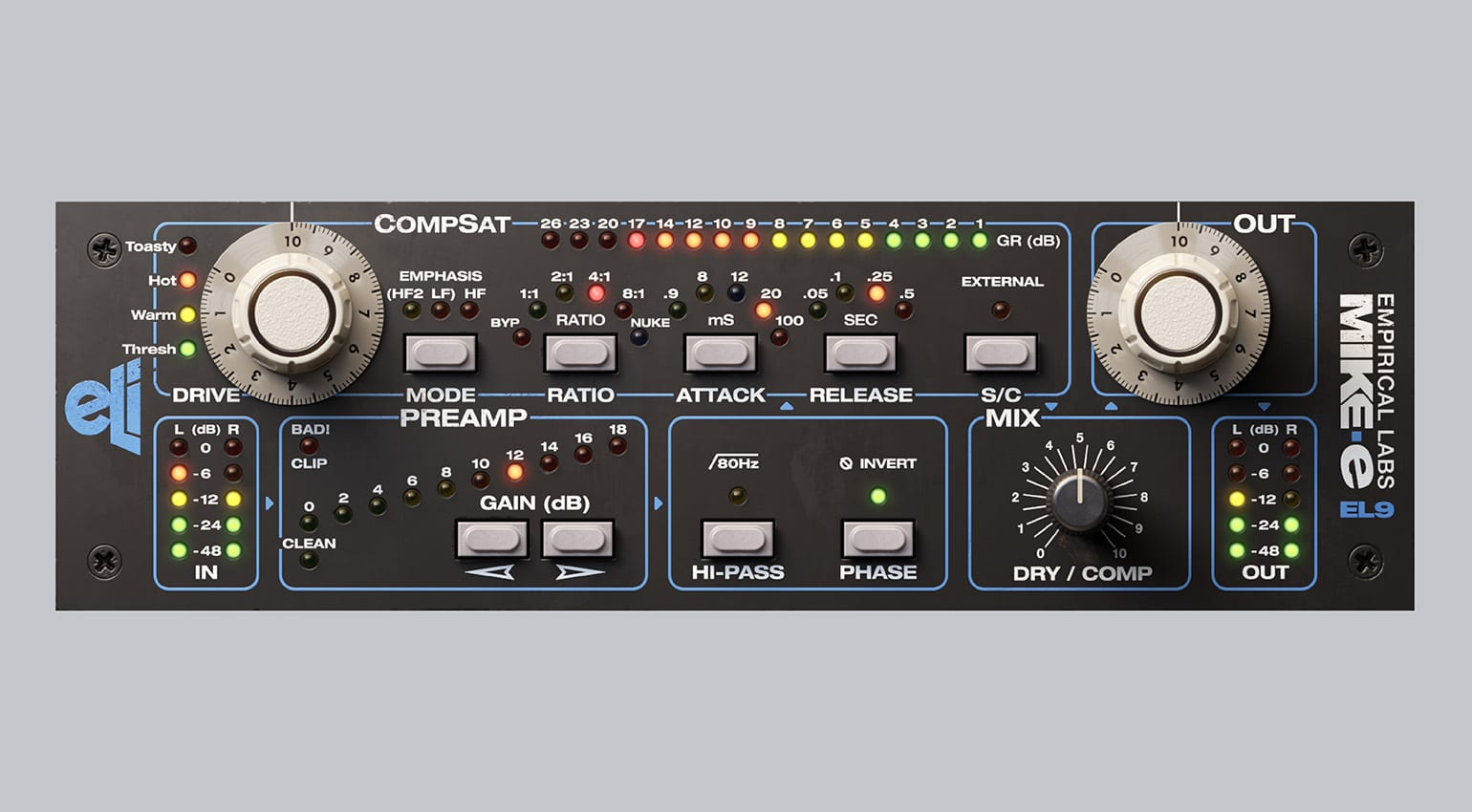 Softube and Empirical Labs team up for some beautiful plug-ins