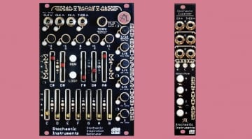 Stochastic Instruments Stochastic Inspiration Generator