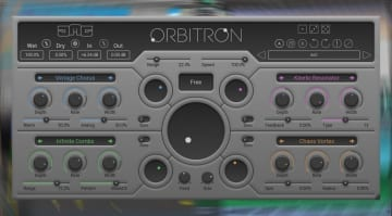 United Plugins Orbitron