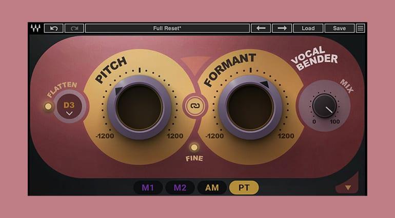 Waves Audio Vocal Blender