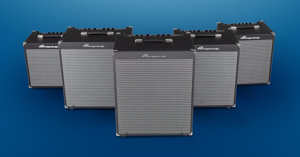 Ampeg Rocket Bass Series Combos
