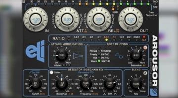 Arousor v3 plug-in