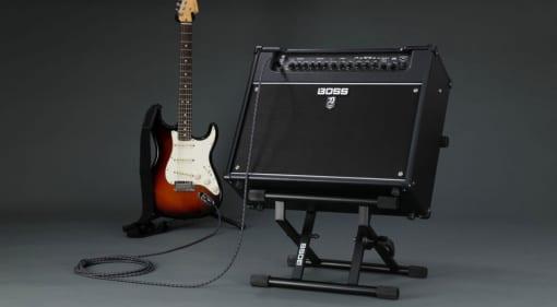 BOSS BAS-1 Amp Stand