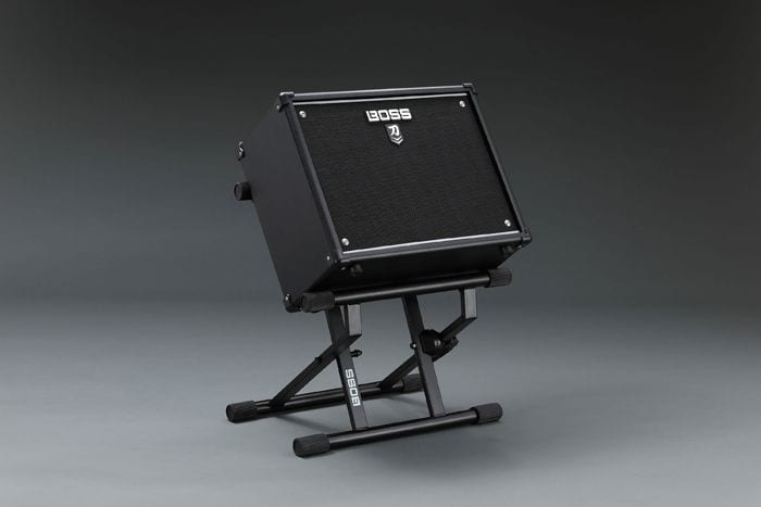 BOSS BAS-1 Amp Stand perfect for small to medium sized combos