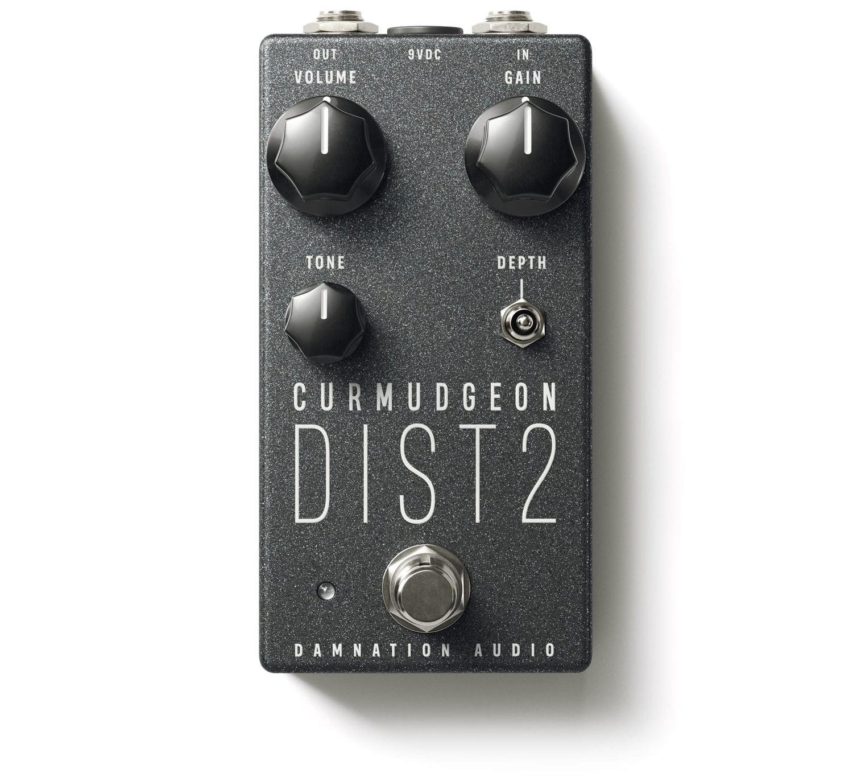 Damnation Audio Curmudgeon 2 Analogue Bass Distortion