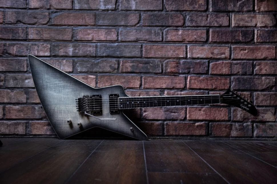 Epiphone Brendon Small Ghost Horse Explorer