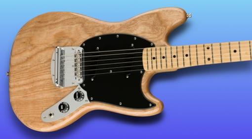 Fender Ben Gibbard Artist Series Mustang
