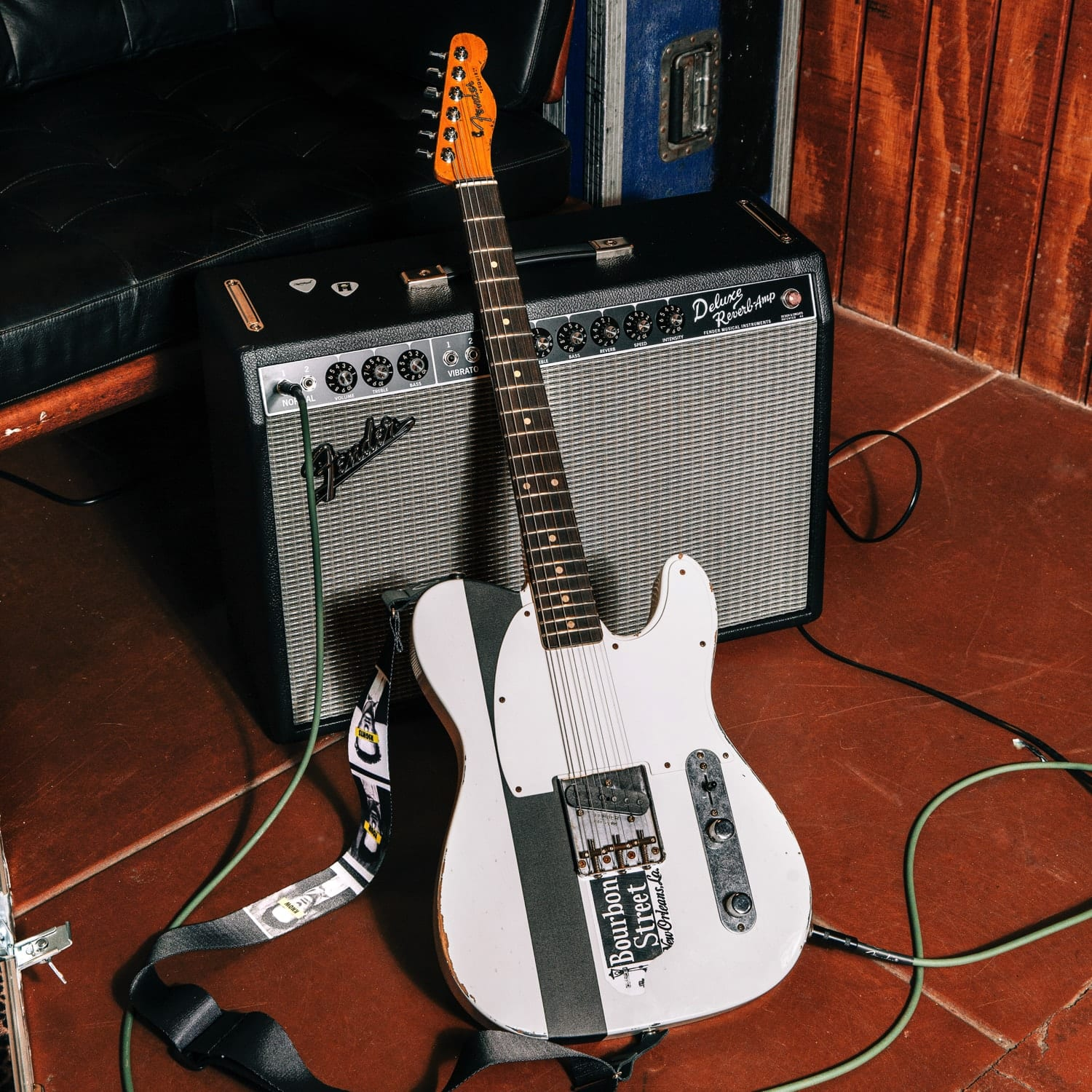Fender Joe Strummer Esquire