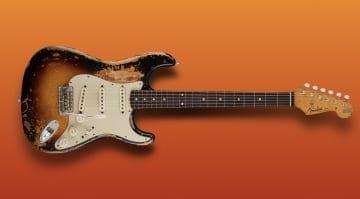 Fender Mike McCready Custom Shop Stratocaster