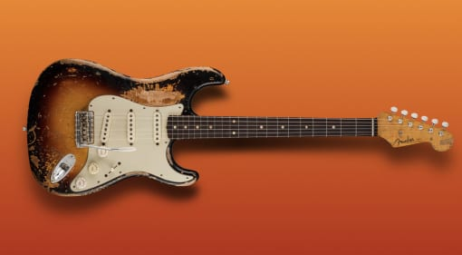 Fender Mike McCready Custom Shop Stratocaster