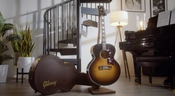 New Gibson Noel Gallagher J-150 signature model