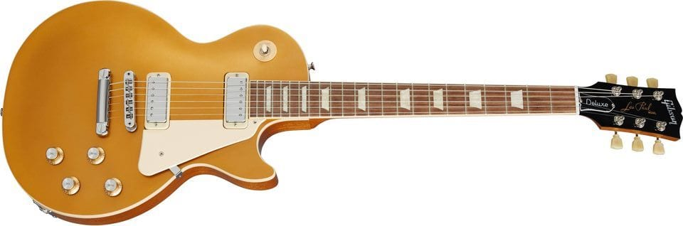 Gibson Les Paul 70s Deluxe Gold Top