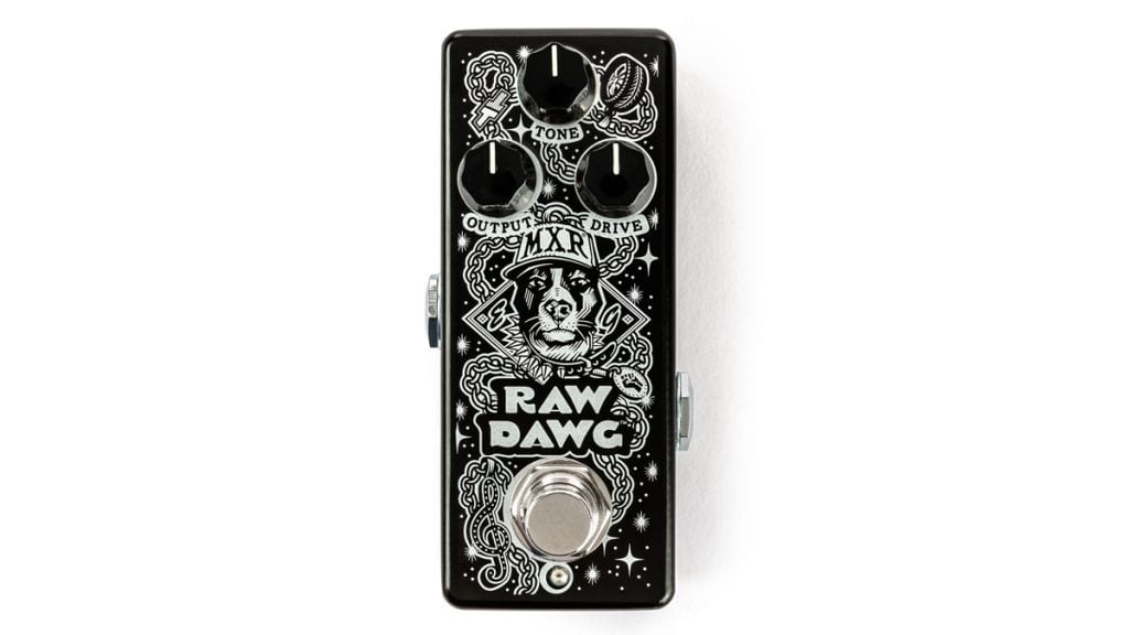 MXR Eric Gales signature Raw Dawg