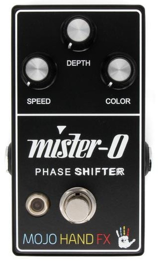 Mojo Hand FX Mister-O Phase Shifter pedal