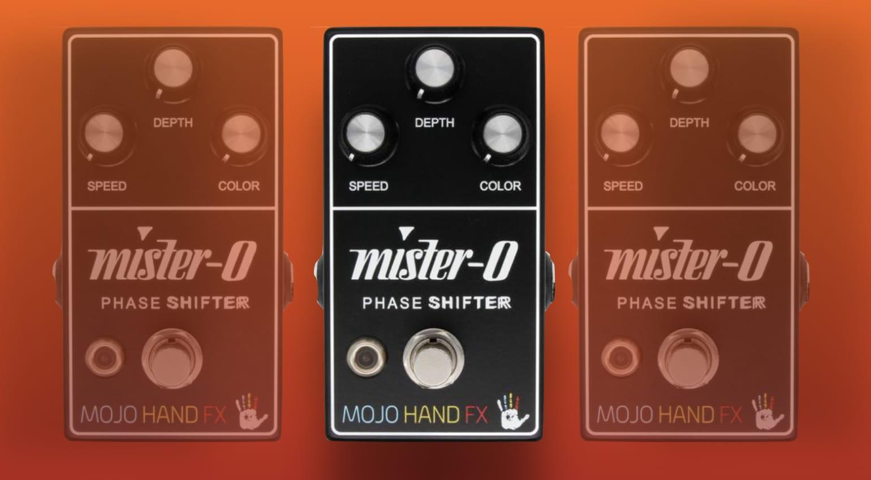 Mojo Hand FX Mister-O Phase Shifter