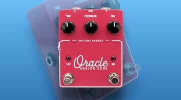Mythos Pedals Oracle Analog Echo