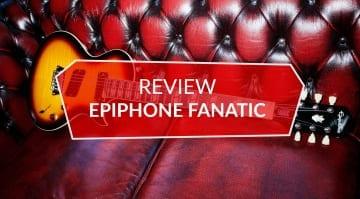 Review: Epiphone Nancy Wilson Fanatic