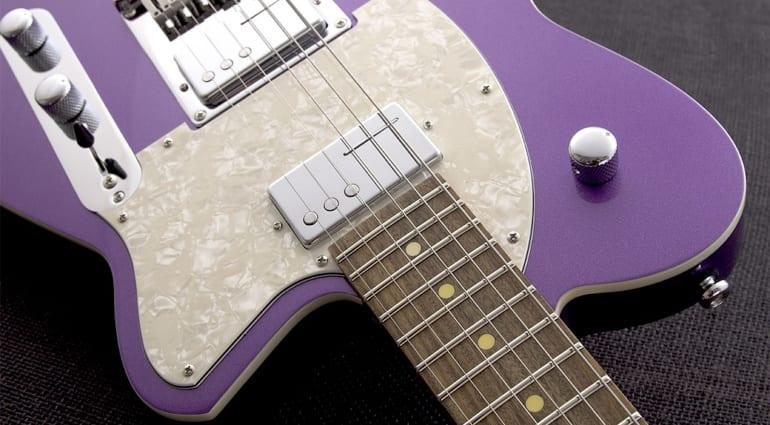 Reverend Guitars Crosscut