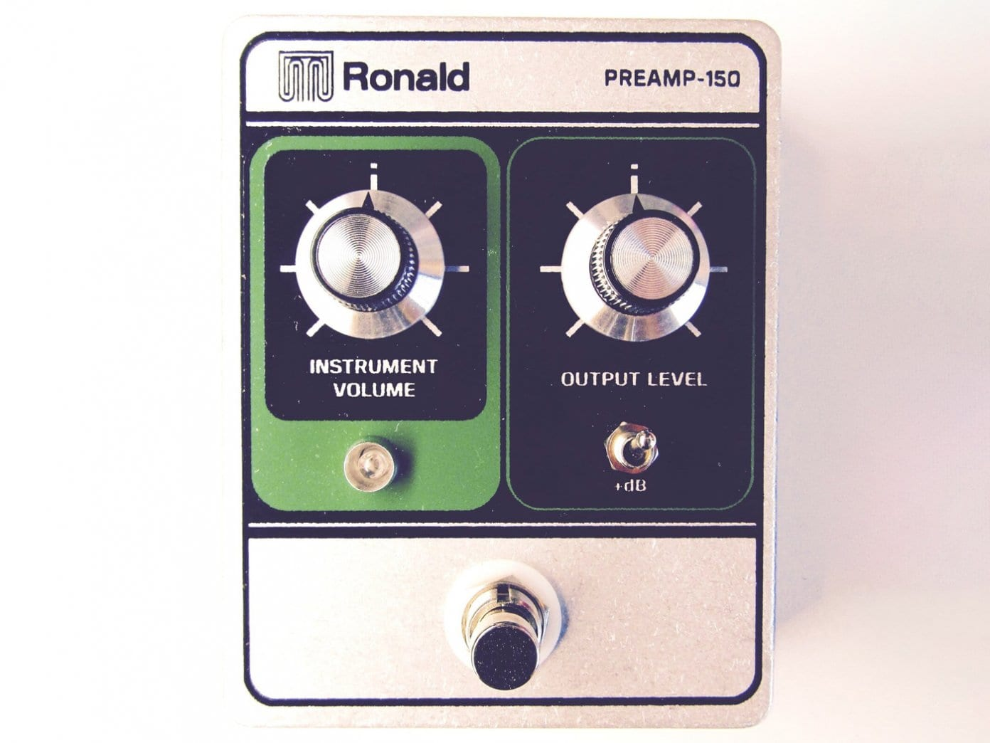 Mile End Effects recreates the Roland Space Echo RE-150 preamp with new Ronald PreAmp 150