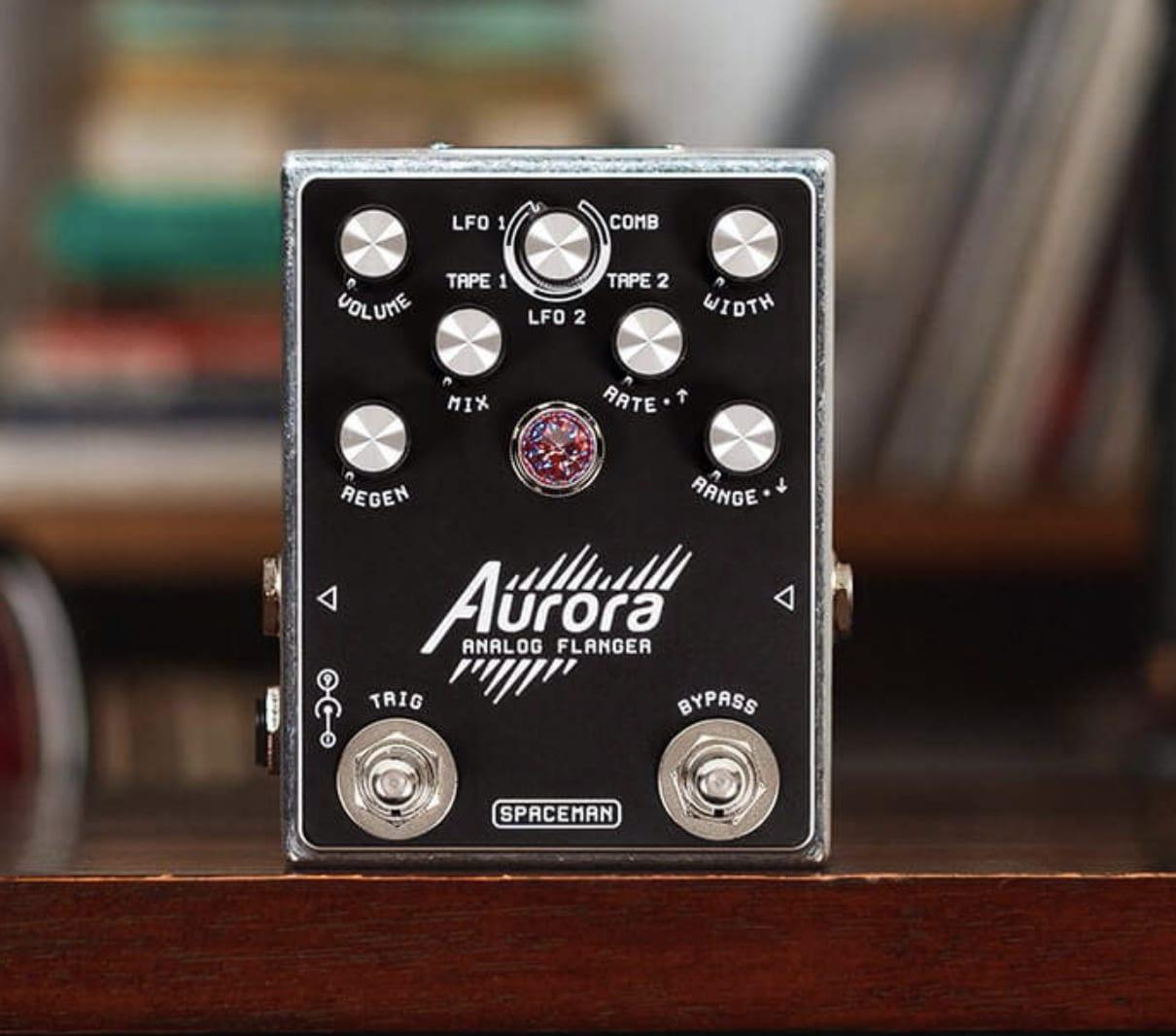 Spaceman Effects - Aurora Analog Flanger