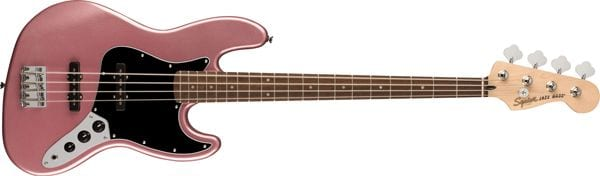 Squier Affinity Jazz Bass Burgundy Mist