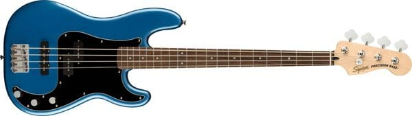 Squier Affinity P Bass Lake Placid Blue