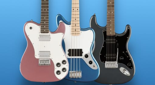 Squier Affinity Series 2021