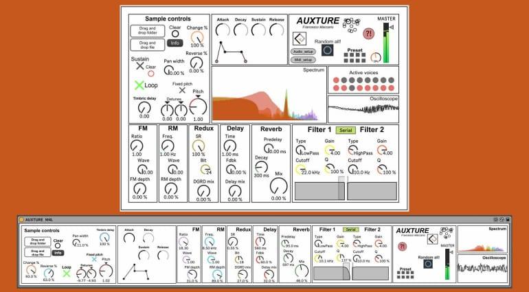 Audiobulb Auxture